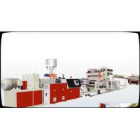 PVC Wood Door Plastic Board Production Line /  Board Production Line Manufactures