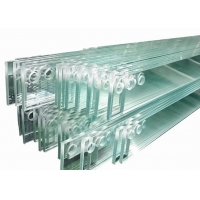China Explosion-Proof Clear Tempered Shower Glass Panel For Shower Room on sale