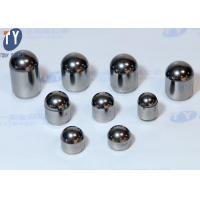 China Durable Small Sintered Carbide Button Inserts With Excellent Wear Resistance on sale