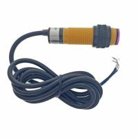 Quality 3-50cm E18-D50NK Photoelectric sensor IR Infrared Obstacle Avoidance Sensor for sale