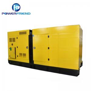Buy cheap Prime power 400kw 500KVA Cummins Silent type Diesel Generator Set from wholesalers