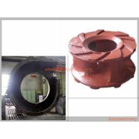 Buy cheap High Chrome Cast Iron Submersible Slurry Pump Submersible Pump Impeller ZJQ from wholesalers