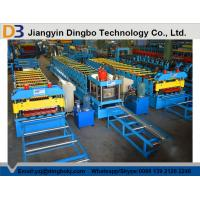 Car Beam Purlin Roll Forming Machine High Compressive Strength Manufactures
