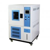 Climate control Temperature Humidity Test Chamber with Tecumseh compressor for sale