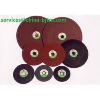 14X5/32X2Grinding Wheels Manufactures
