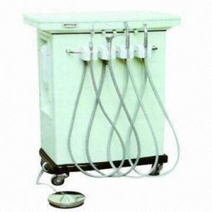 Dental Equipment/Mobile Dental Unit, 3-way Syringe Manufactures