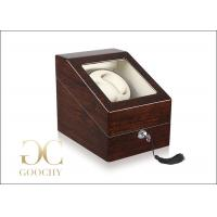 Underwood Automatic Watch Winders / Battery Powered Watch Winder Boxes Manufactures