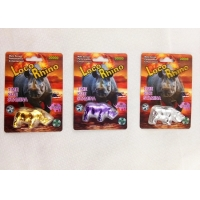 China Male enhancement pills packaging blister card 3d card lenticular printing on sale