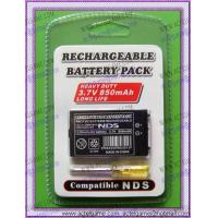 GBM Battery GBA SP Rechargeable Battery NDS Rechargeable Battery Manufactures