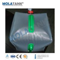 China Large plastic water containers Collapsible water container Square water containers on sale