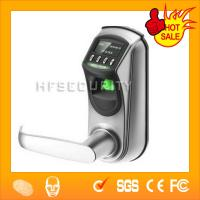 Small Size Pincode Biometric Security Door Lock System(HF-LA601) Manufactures