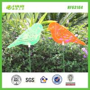 Plastic Garden Bird Acrylic Statue Manufactures