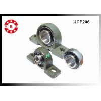 China Cast Iron Pillow Block Bearings 30mm Inside Diameter Metric Size on sale