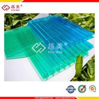 policarbonate policarbonato hollow twin wall polycarbonate sheets Manufactures