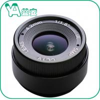 Varifocal 2.8-16Mm CCTV Camera Lens CS Mount 5 Megapixels Manual Iris Manufactures