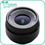Varifocal 2.8-16Mm CCTV Camera Lens CS Mount 5 Megapixels Manual Iris Manufactures