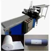 Absorbent Cotton Roll Cutting and Rolling Machine Manufactures