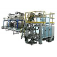 VFFS Automatic Bag Packing Machine , Small Pouch Filling And Sealing Machine Manufactures