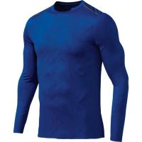 Rose , Red Elastan Long Sleeve Compression Wear Tops for Mens Manufactures