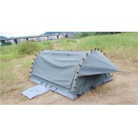 China Hot Sale New design 4WD Roof Top Tent Accessories Canvas camping Swag Tent For Sale SW02 on sale
