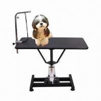 Pet Grooming Table, Measures 107x60x76 to 105cm Manufactures