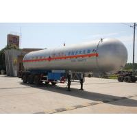 China Clw New 56m3 LPG Gas Tank Trailer Sale Manufactures