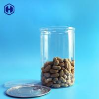 China Milk Powder Plastic Cylinder Jar 502 Lid Round Plastic  Containers on sale