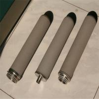 titanium  cartridge filters, sintered metal filters Manufactures