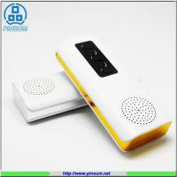 4000 mah led TF card bluetooth speaker power bank Manufactures