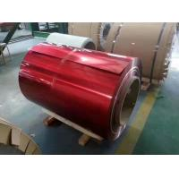 COLOR COATED ALUMINUM COILS FOR EXTERIOR WALL Manufactures