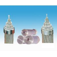 High Strength Carbon Fiber Composite Core Compressed Aluminum Twisted ACSR Wire Manufactures