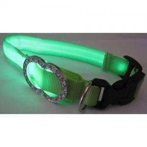 Christmas LED Flash Dog Collar Manufactures