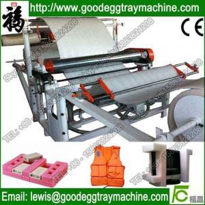 China For Pillow/Mattress stuff EPE Foam Sheet Bonding Plant on sale