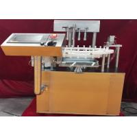 Whitening Gel Syringe Filling Capping Machine Semi - auto Dentist Using Manufactures