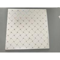 Easy Maintenance PVC Ceiling Tiles For Restaurant / Hotel OEM / ODM Design Manufactures