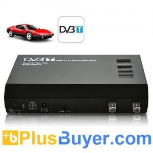 China Car HD DVB-T Digital TV Receiver (HDMI, 1920*1080, MPEG 2/4) on sale