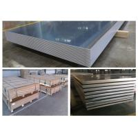Buy cheap Aircraft Structures 2124 Aluminum Plate AA2124 T351 T851 Temper IRIS Approval from wholesalers