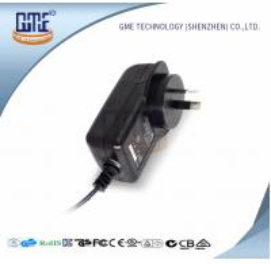 Australia Plug AC DC Power Adapter 12V 2 Amp RCM Approved for CCTV Cameras Manufactures
