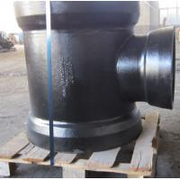 Ductile iron pipe fittings ISO2531 EN545 Manufactures