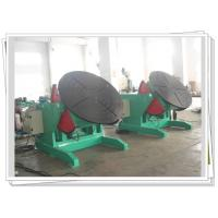 1200kg Rotary Welding Turning Table Pipe Elbow Welding Foot Pedal Control Manufactures