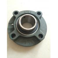Chrome Steel Pillow Block Bearing FC212 OEM With Cast Steel / Cast Iron Housing