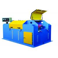 China Steel Wire Descaling Machine By Sand Belt Grinding To Removal Rust on sale