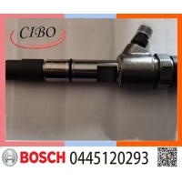 China Aftermarket 0445120290 0445120293 Yuchai Engine Injector on sale