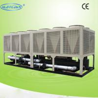 China Eco-friendly R407C Refrigerant Air Cooled Water Chiller on sale
