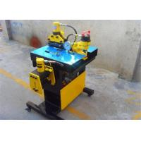 Manual Operate Portable CNC Busbar Punching Machine For Copper / Aluminum / Steel Manufactures