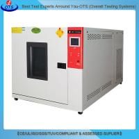 Chemical laboratory equipments benchtop temperature chamber constant environmental climate test chamber Manufactures