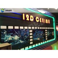 Amusement Park Motion Cinema Roller Coaster Simulator Mini 5d Film Game Machine Manufactures