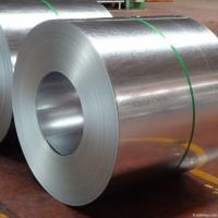 China Metal Building Material Galvanized Steel Coil 0.2mm - 2.0mm Thickness Customized on sale