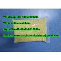 China sample free buy research chemical cannabinoid strong effect 5cl-adb-a 5CL-ADB-A with preferential price yellow powder on sale