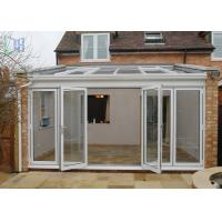 Customized Aluminium Frame Greenhouse Patio Enclosure Designs For Garden